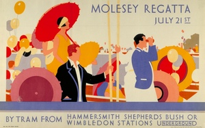 Molesey Regatta & Molesey Veteran Head